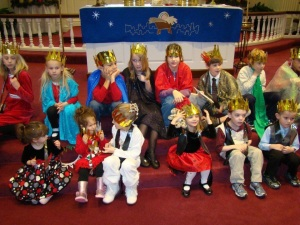 Christmas Eve Children's Program